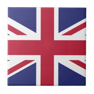Patriotic United Kingdom Flag Tile