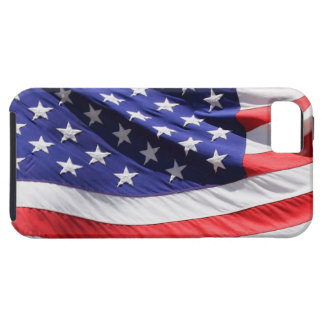 Patriotic USA American Flag Photo Case For The iPhone 5
