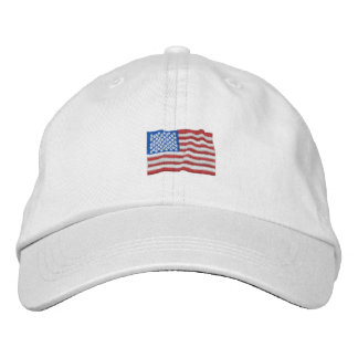 Patriotic USA Baseball Cap