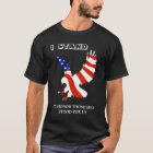 Patriotic USA Eagle I Stand T-Shirt
