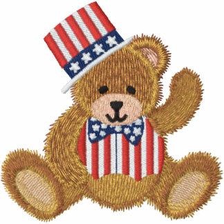 Patriotic USA Teddy Bear Jackets