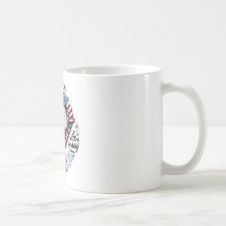 Patriotic Westie Mugs