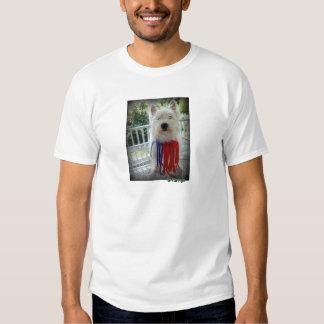 Patriotic Westie Shirts