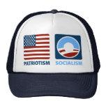 Patriotism or Socialism Cap