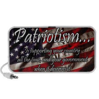 Patriotism Travelling Speaker