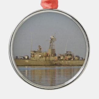 Patrol Boat Christmas Ornament