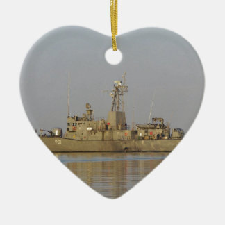 Patrol Boat Christmas Ornament