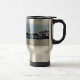Patrol Boat Searcher Stainless Steel Travel Mug