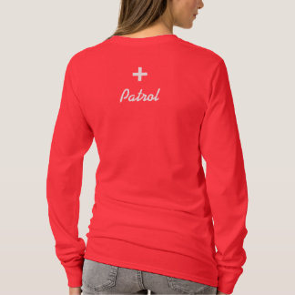 Patrol Long Sleeve - Women's Cross T-Shirt