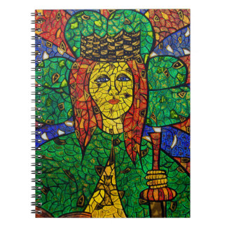Patron Saint Of Depression And Anxiety St Dymphna Notebook