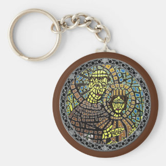 Patron Saint Of Lost Items St. Anthony Keychain