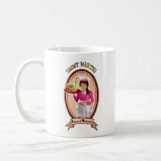 Patron Saint of Waitresses Icon Diner style mug