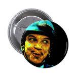 Patrullero 777 6 cm round badge