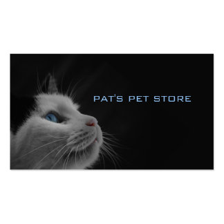 Pat's Pet Store Pack Of Standard Business Cards