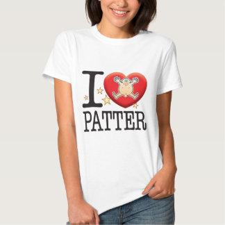 Patter Love Man Tees