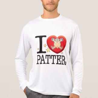 Patter Love Man T-shirts