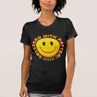 Patter Obsessed Smile T-shirts