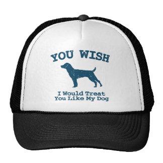 Patterdale Terrier Cap