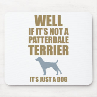 Patterdale Terrier Mouse Mat