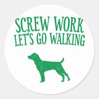 Patterdale Terrier Stickers