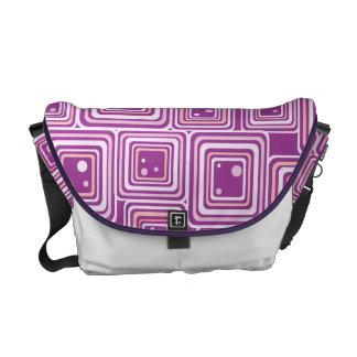 Pattern 16 Messenger Bag