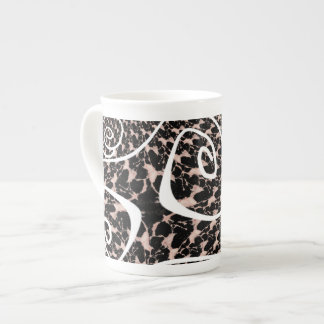 Pattern 1 Bone China Mug