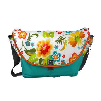 Pattern 1 Messenger Bag