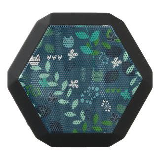 pattern 2 black bluetooth speaker