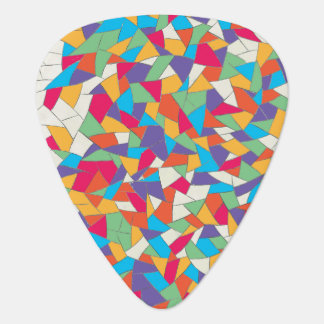 Pattern #2 guitar pick