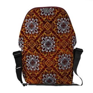 Pattern 31 Messenger Bag