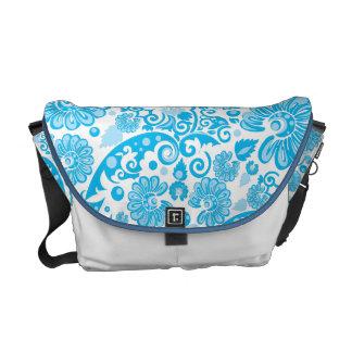 Pattern 5 Messenger Bag