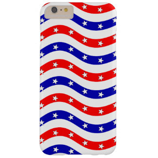 Pattern American Flag Barely There iPhone 6 Plus Case