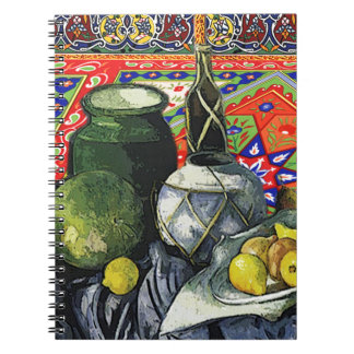 PATTERN AND SHAPE PLAY WITH A VAN GOGH.jpg Notebook