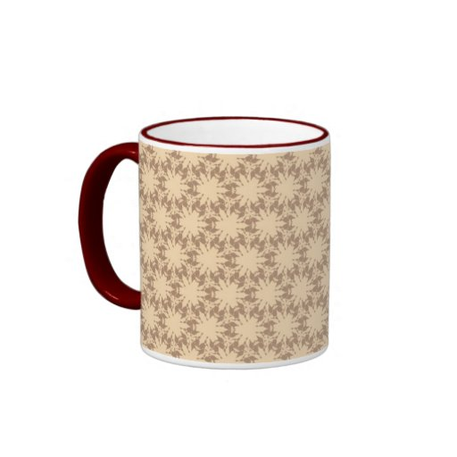 pattern art-deco coffee mugs