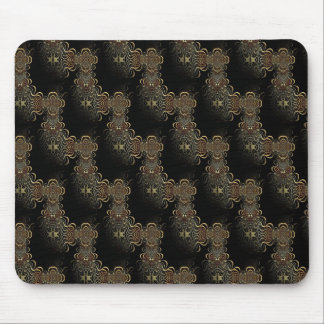 Pattern ARTs - ornament 4 Mouse Pad