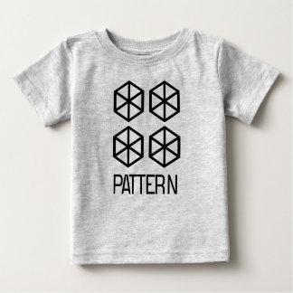 Pattern Baby Fine Jersey T-Shirt