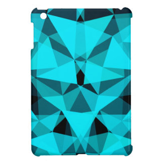 pattern blue iPad mini covers