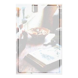 Pattern Book Customized Stationery