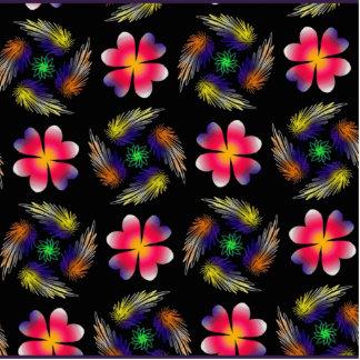 Pattern Design Photo Sculpture