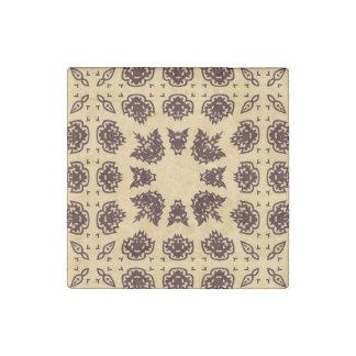 Pattern Design Style Stone Magnet