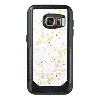 pattern displaying floral OtterBox samsung galaxy s7 case