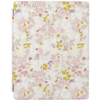 pattern displaying whimsical animals iPad cover