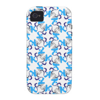 Pattern Dogs iPhone 4 Cover