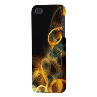 Pattern Fire Flame Office Business Phone Case iPhone 5/5S Cases