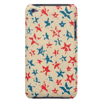 Pattern for 4th of July Barely There iPod Cases