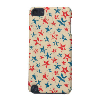 Pattern for 4th of July iPod Touch (5th Generation) Cases