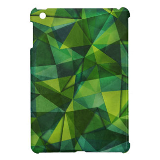 pattern green iPad mini cases