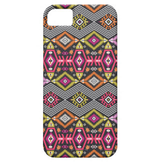 Pattern in native american style iPhone 5 cover
