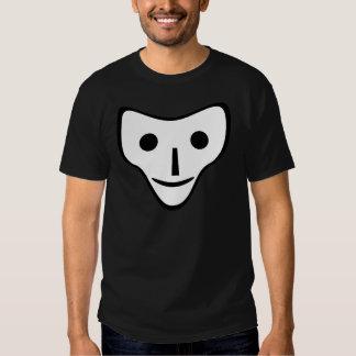 Pattern mask t-shirts