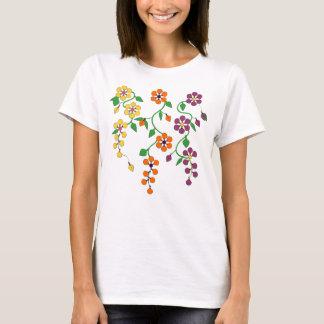 Pattern NO.2: Hanging Flowers T-Shirt